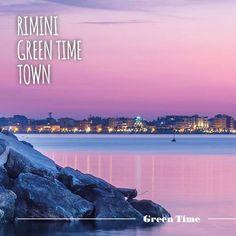 Rimini è #GreenTimeTown. Trova lo store #GreenTime più vicino a te.