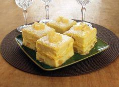 bolo de abacaxi com leite condensado, sobremesa, bolo, bolo de abacaxi