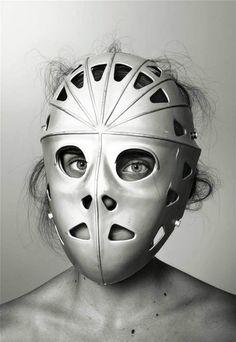 Strange Masks By Richard Burbridge