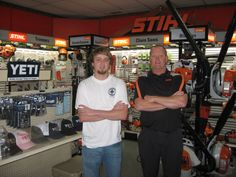 Akron Tractor STIHL dealer, Brand Ambassador 1309 Collier Rd Akron, OH 44320 (330)836-0237