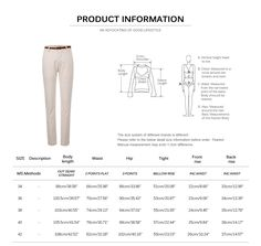 GLO-STORY 2017 Summer Women Pants Excellent Quality Elegant Fashion Ladies Pencil Pants Women Trousers With Belt WSK-1182   Read more at Bargain Paradise : http://www.nboempire.com/products/glo-story-2017-summer-women-pants-excellent-quality-elegant-fashion-ladies-pencil-pants-women-trousers-with-belt-wsk-1182/
