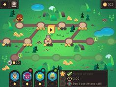 Afbeeldingsresultaat voor game ui levels