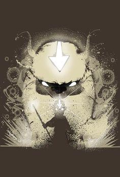 Avatar: The Last Airbender // Aang and Appa Avatar Aang, Avatar Airbender, Team Avatar, Zuko, Ange Tattoo, Legend Of Aang, Manga Anime, Anime Art, The Last Avatar