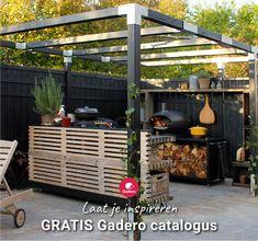 I dag i Jyllands-Postens tillæg Bolig kan du se min terrasse