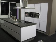 Keuken AEG triple Kitchen Interior, Filing Cabinet, Option, Sweet Home, Vanity, Storage, Furniture, Home Decor, Google Search