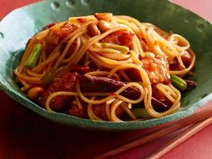 Get Copycat Kung Pao Spaghetti Recipe from Food Network