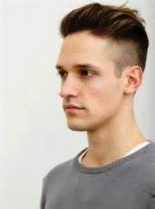 Model rambut pria sesuai wajah oval Undercut Bob ea94337077