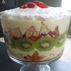 Joy's Prizewinning Trifle Allrecipes.com