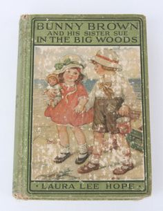 Vintage Childrens Book Bunny Brown and His by TheMixingBowlOnline, $4.99