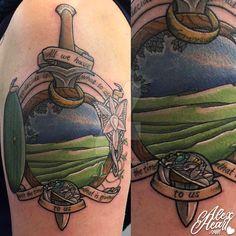 Image result for treebeard tattoo