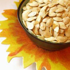 Roasted Pumpkin Seeds Recipe   Spoonful