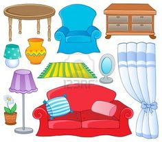 Find Furniture Theme Collection 1 Vector Illustration stock images in HD and millions of other royalty-free stock photos, illustrations and vectors in the Shutterstock collection.