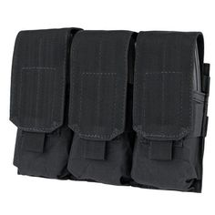 Condor Hook & Loop Triple M4 Mag Pouch