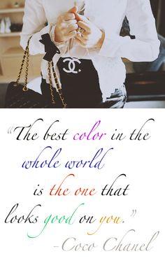 Love Coco Chanel