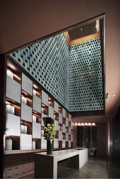 Conrad Hotel, Beijing / MAD Architects: