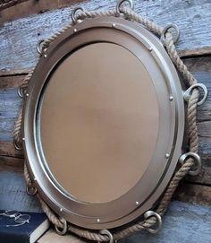 Best Nautical Mirrors Images Nautical Bathroom Mirrors