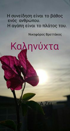 Greek Quotes, Good Night, Wish, Poems, Random, Inspiring Sayings, Nighty Night, Poetry, Verses