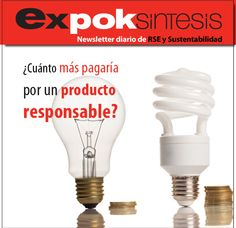¿Cuánto más pagaría por un producto responsable? http://www.expoknews.com/2013/05/02/cuanto-mas-pagarias-por-un-producto-responsable/