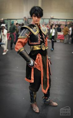 https://www.facebook.com/pieceofcakecosplay Piece of Cake Cosplay #cosplay #zuko #Avatar