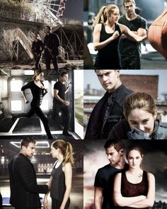 Divergent  Why the heck is Tris BRUNETTE in all of these pictures!?! There is something called HAIR DYE movie people. Get it right.