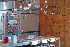 Little Bread and butter bakery cafe interiors I designed in Ponsonby Auckland