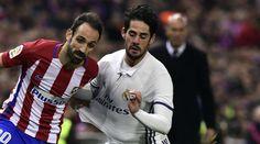 Isco praises Zidane tactics after Madrid derby triumph