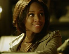 Nicole Beharie as Abbie Mills in Sleepy Hollow, Season 1, Episode 7 - The Midnight Ride