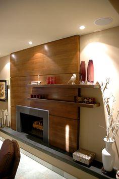 Fireplace redo idea