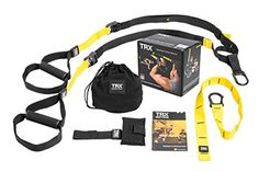 TRX Training - Suspension Trainer Basic Kit is the simplest and most effective fitness brand anywhere For people of all ages looking to unleash...