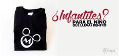 Camiseta - playera -camisa - transfer - serigrafía 2