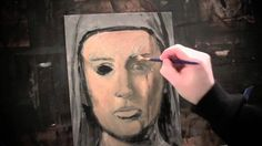 oil painting demonstration by Tormented Alexander