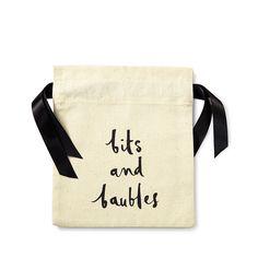 kate spade new york Jewelry Bag, Bits & Baubles | Bloomingdale's