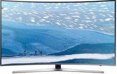 Samsung UE55KU6650UXRU - телевизор (Silver)  — 105550 руб. —  Телевизор