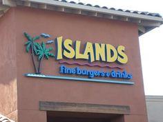 Islands, fine burgers & drinks, Newbury Park CA