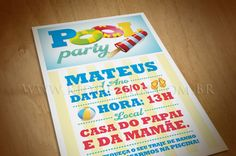 Pool Party by KID!DESIGN