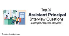 Assistant Principal Interview Questions, Job Interview Tips, Management, Reading, Reading Books
