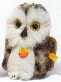 Steiff EAN 045608 Wittie owl