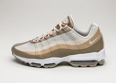 competitive price 99f13 1cc51 Nike Air Max 95 Ultra Essential (Khaki / Oatmeal – Oatmeal – Linen) |  Hypesrus - Shop