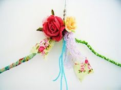 Handmade hanger...DIY