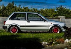 Cool Toyota Starlet ep70