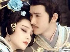 Fan Bing Bing & Aarif Lee in the 2015 Historical Chinese TV drama 'The Empress of China'. (A.k.a. Wu Zetian). #Hanfu costumes worn during the Tang Dynasty era.