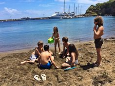 Giochi in spiaggia #estate2016 #ragazzi