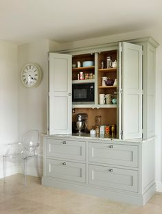 Leading kitchen pantry cabinet ikea canada tips for 2019 Along with every one of the time spent in your cooking area throughout the year, its own typically a terrific concept to check out impressive cooking area cupboard suggestions to produce the greate… Kitchen Dresser, Kitchen Design, Kitchen Appliance Storage, Kitchen Pantry Design, Pantry Cabinet Ikea, Kitchen Pantry Cabinets, Kitchen Pantry Cabinet Ikea, Kitchen Cabinets, Kitchen Larder
