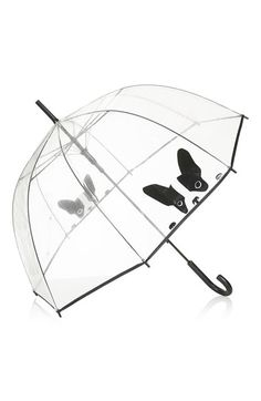 Topshop Dog Umbrella <~~> Boston terrier