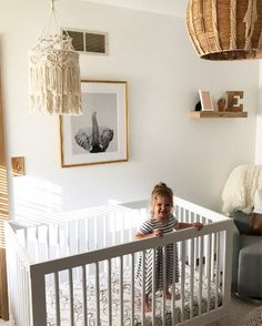 At 34 weeks I guess it's time to bust out this new nursery. They're one of my fav spaces to decorate and I was lucky I got to do it twice with Eloise since we moved when she was still little. But this time I'm even more excited to decorate for a little boy all my plans are up on the blog today! http://liketk.it/2sPAQ #liketkit @liketoknow.it