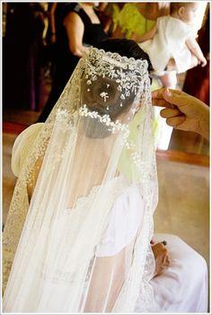 Mantilla | Fashion Bride