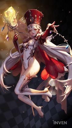 다나 - 데스티니 차일드 - 차일드 정보 Female Character Design, Character Design Inspiration, Character Concept, Character Art, Concept Art, Fantasy Girl, Chica Fantasy, Fantasy Characters, Female Characters