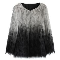 Chicwish Faux Fur Jacket