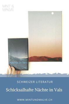 """Mit Tim Krohns Erzählband """"Nachts in Vals"""" erleben wir neun Geschichten in Vals, dem Schweizer Bergdorf, das berühmt ist für seine Therme. Eine äusserst gelungene Sammlung! #buchtipp #erzählungen #galiani #timkrohn #schweizerliteratur Happy, Movie, Learn To Read, Reading Books, Great Books, Books For Kids, Short Stories, Happiness"""