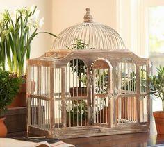 11 formas diferentes de decorar con jaulas